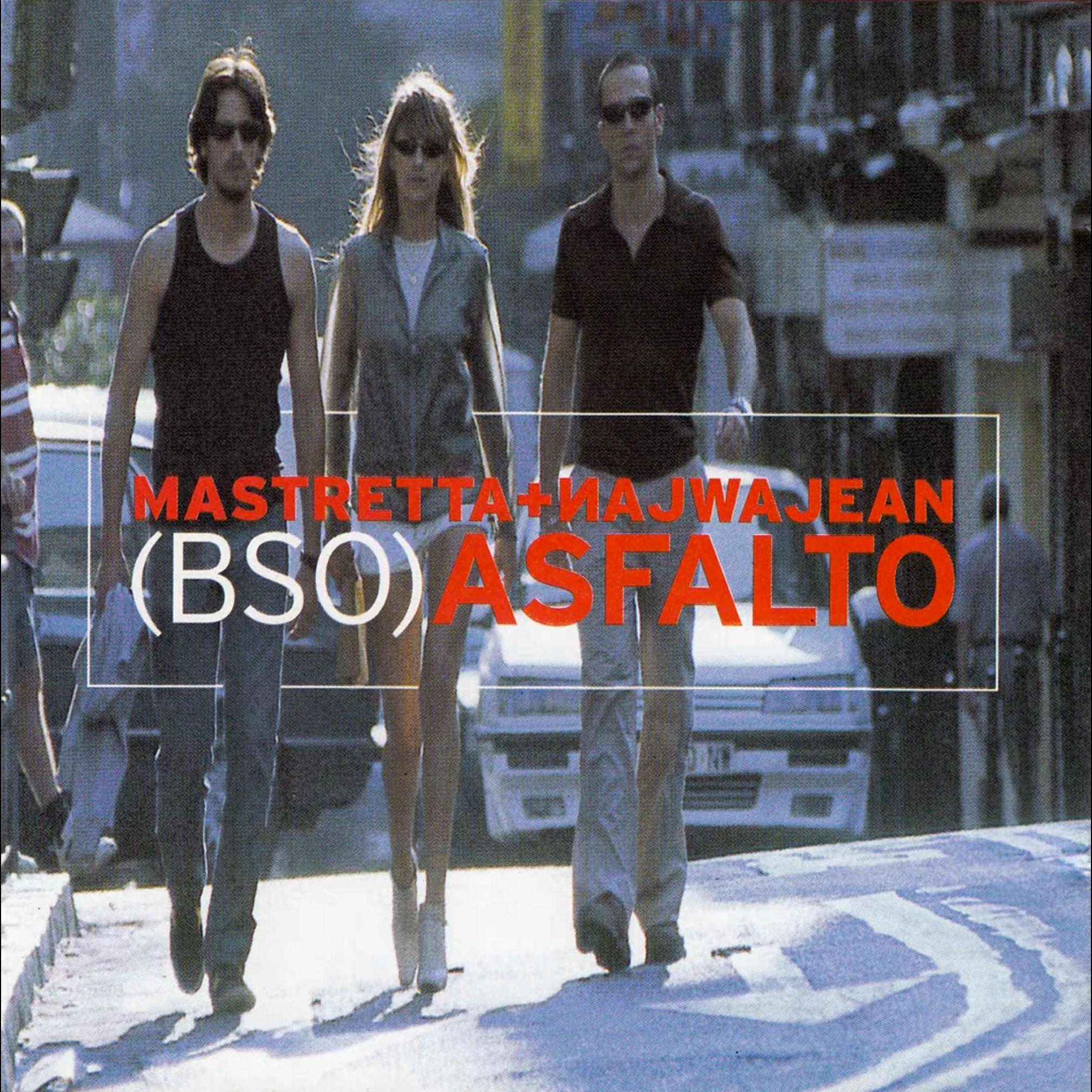 Asfalto - (BSO) por Mastretta - Cover