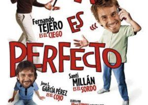 Va a ser que nadie es perfecto (BSO) - Cartel