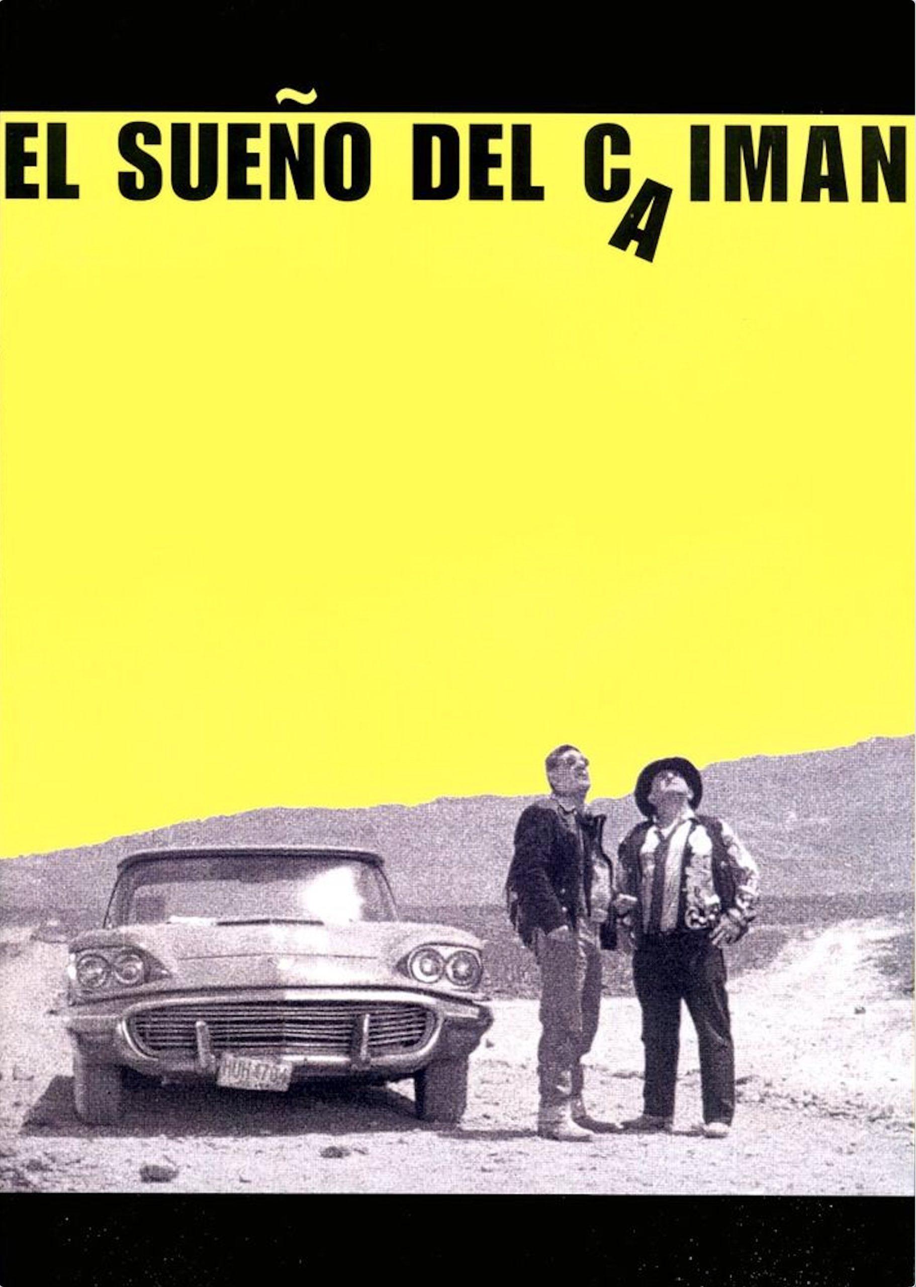 El Sueño del Caimán (BSO) - Poster